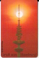 GERMANY(chip) - Telecom Tower, Grub Aus Hamburg(A 12), 06/92, Mint - Espace