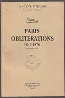Vincent Pothion Paris Oblitérations 1849 - 1876 93 Année 2000 - Oblitérations