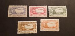 Dahomey Yvert PA 1-5* - Unused Stamps
