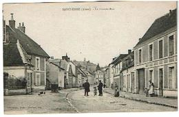 Saint-erme La Grande Rue -non Voyagee - Frankreich
