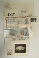 France - Lot De 29 Enveloppes 1er Jour Et Philatéliques - 1958 à 1980 - FDC