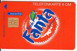 GERMANY - Fanta(O 697), Tirage 11700, 09/98, Mint - Werbung
