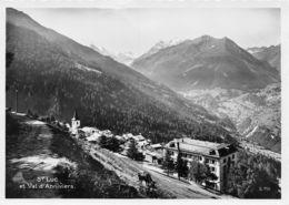 St. Luc - Val D'Anniviers ( ~15 X 10 Cm ) - VS Wallis