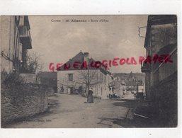 19 - ALLASSAC - ROUTE D' OBJAT    - CORREZE - Andere Gemeenten