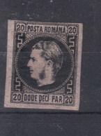 Rumänien Michel Cat.No. Vlh/* 16y - 1881-1918: Charles I