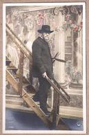 Peintre J.P. LAURENS Photographie De Henri Manuel Ed. Croissanr - Artistes