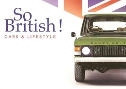 CP Automobile 2020 - So British, Cars & Lifestyle - Range Rover - Exposition Autoworld à Bruxelles - Voitures De Tourisme