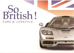 CP Automobile 2020 - So British, Cars & Lifestyle - Lotus - Exposition Autoworld à Bruxelles - Toerisme
