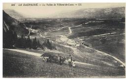 38- Dauphiné- La Vallée De Villard-de-Lans - Villard-de-Lans
