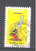 France Autoadhésif Oblitéré N°1740 (Astérix Tous Irréductibles : Astérix) (cachet Rond) - Usati