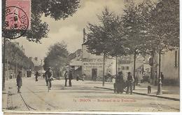FRANCE - DIJON - Boulevard De La Trémouille - 1905 - Dijon