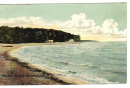 Mason's Beach, Lunenburg, N.S., Publ. By The McCoy Printing Co. (11409) - Nova Scotia