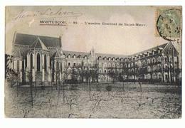 03 - MONTLUCON - Ancien Couvent De Saint Maur  - 374 - Montlucon