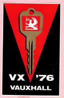 Sticker - VX 1976 - VAUXHALL - Stickers
