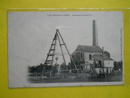 Chalonnes ,mine ,foncement Du Puits N°4 ,precurseur - Chalonnes Sur Loire