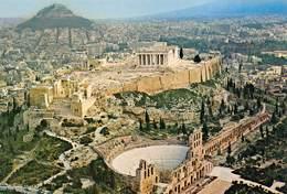 Greece Athene Athens Athen View Of The Acropolis      Barry 4506 - Grèce
