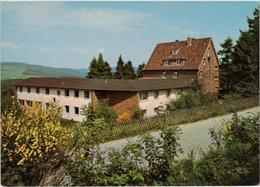5275 Bergneustadt Aggertalsperre - Jugendherberge Bergneustadt      / 1533 - Bergneustadt