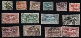 1920 Oberschlesien Mi DR-OS 13- 29 Sn DR-OS 15 - 31 Yt DR-OS 31 - 47 Sg DR-OS 19 - 35 AFA DR-OS 13 - 29 Gest. O - Deutschland
