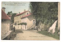 Saint Claude - Au Mont Brilland  -  CPA °JP - Saint Claude