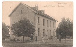 Les Hayes - Les Ecoles -  CPA °JP - France