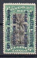 CONGO - EAAOB - COB RU 30  A - X  - KV2 - Ruanda-Urundi