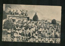 Exposition De Bruxelles 1910 - Haute Bavière - Zillerthal - Expositions