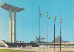 BRAZIL - Rio De Janeiro - Monumento Aos Mortos Da II Guerra - Rio De Janeiro
