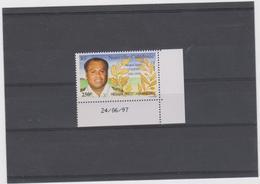 NOUVELLE CALEDONIE 1 T Neuf Xx N°YT 734 - DATE 24/06/97 - Jacques Ieneic IEKAWE Premier Prefet Mélanésien - Nouvelle-Calédonie