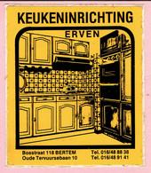 Sticker - KUIKENINRICHTING - ERVEN - Bosstraat 118 BERTEM - Oude Tervuursebaan 10 - Stickers