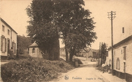 Franière Chapelle St Pierre - Belgique