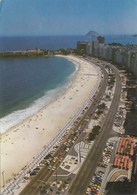 BRAZIL - Rio De Janeiro 1987 - Copacabana Beach - Rio De Janeiro