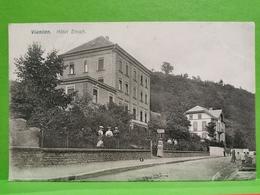 Vianden, Hôtel Ensch - Postales