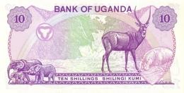 UGANDA P. 16 10 S 1982 UNC - Uganda