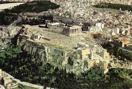 Greece Athene Athens Athenes L'Acropole Acropolis    Barry 4546 - Grèce