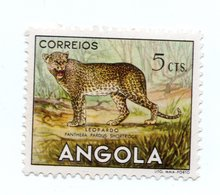 ANGOLA»1953»MICHEL AO 368»UNUSED - Angola