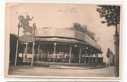 Metz - Manege -  Foire Du Carnaval 1950 - Esplanade  -  CPA -  Carte Photo -  °JP - Metz