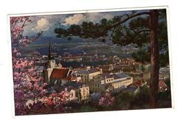 BADEN Bei Wien - Künstlerkarte Nr. 7054/1 - Baden Bei Wien