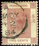 Hong Kong - Amoy. SG #Z31a. Used. VF. - Other