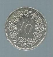 10 RAPPEN 1982 Pieb 21607 - Suisse