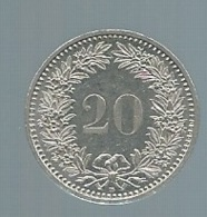 20 RAPPEN 1988 Pieb 21608 - Suisse