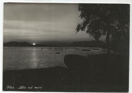 Y5008 Olbia (Sassari) - Alba Sul Mare - Dawn Aube / Viaggiata 1959 - Altre Città