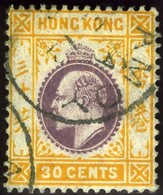 Hong Kong - Amoy. SG #Z91. Used. - Other