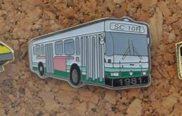 RATP Autobus RENAULT SC 10R - Transports