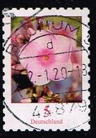 Bund 2019,Michel# 3459 O Blumen: Phlox, Selbstklebend - [7] République Fédérale