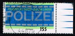 Bund 2019,Michel# 3480 O Polizei Des Bundes Und Der Länder - BRD