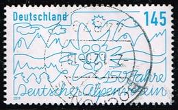 Bund 2019,Michel# 3456 O 150 Jahre Deutscher Alpenverein - BRD