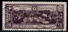 EGYPT 1936 - From Set Used - Egypt