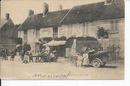 MORIENVAL  Hotel St Leu  Belle Carte Animee1914 - France