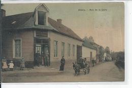ALLERY   Rue De La Gare  AVEC ATTELAGE - Frankreich