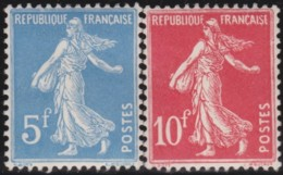France    .   Yvert   .     241/242  (2 Scans)      .    *   .    Neuf Avec Gomme Et Charniere    .   /   .  Mint-hinged - Unused Stamps